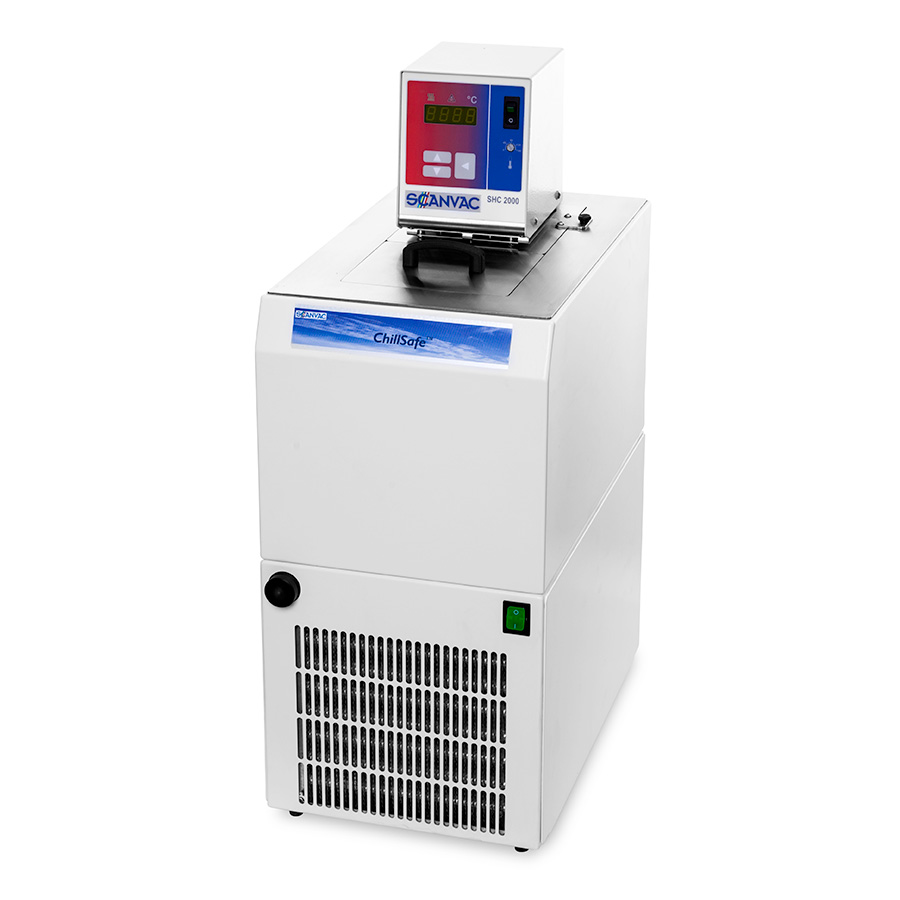 ChillSafe & CryoSafe Laboratory Cooling, Cryostatic Baths and Circulators