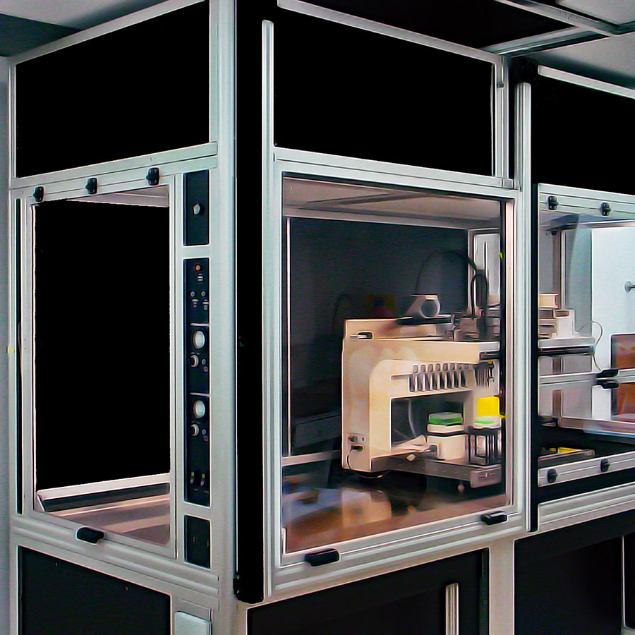 HEPA Filtered Class 2 - A2 Airflow