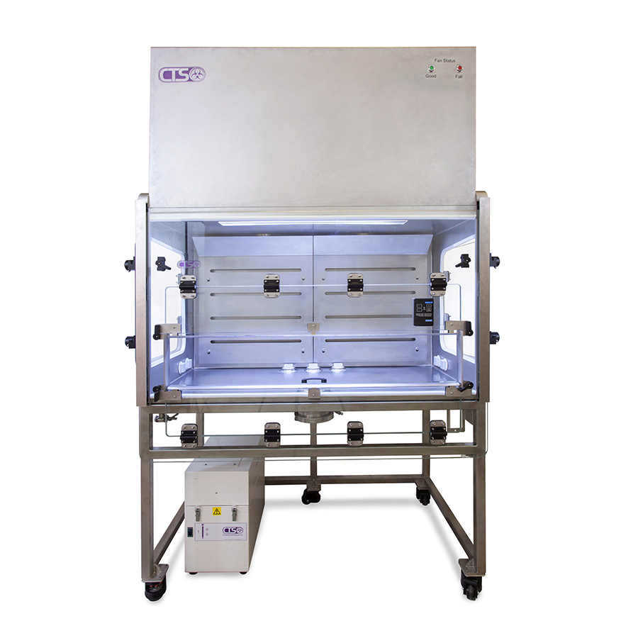 High Potency LEV Sliding Sash Enclosure
