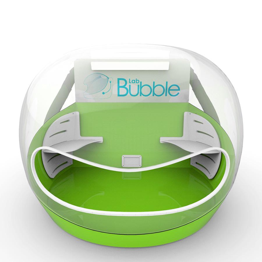 Safety Bubble - HEPA Negative Pressure
