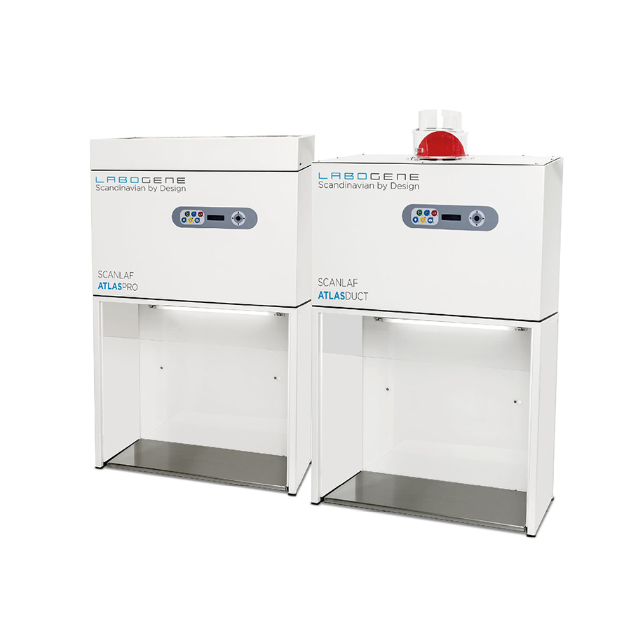 ScanLaf Atlas Class 1 HEPA Filtered Clean Air Safety Cabinet