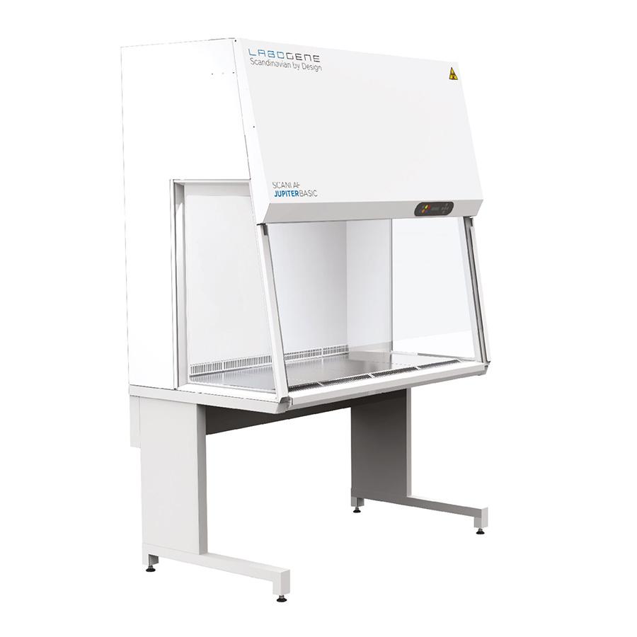 ScanLaf Jupiter Class 1 HEPA Filtered Vertical Flow Clean Air Cabinet