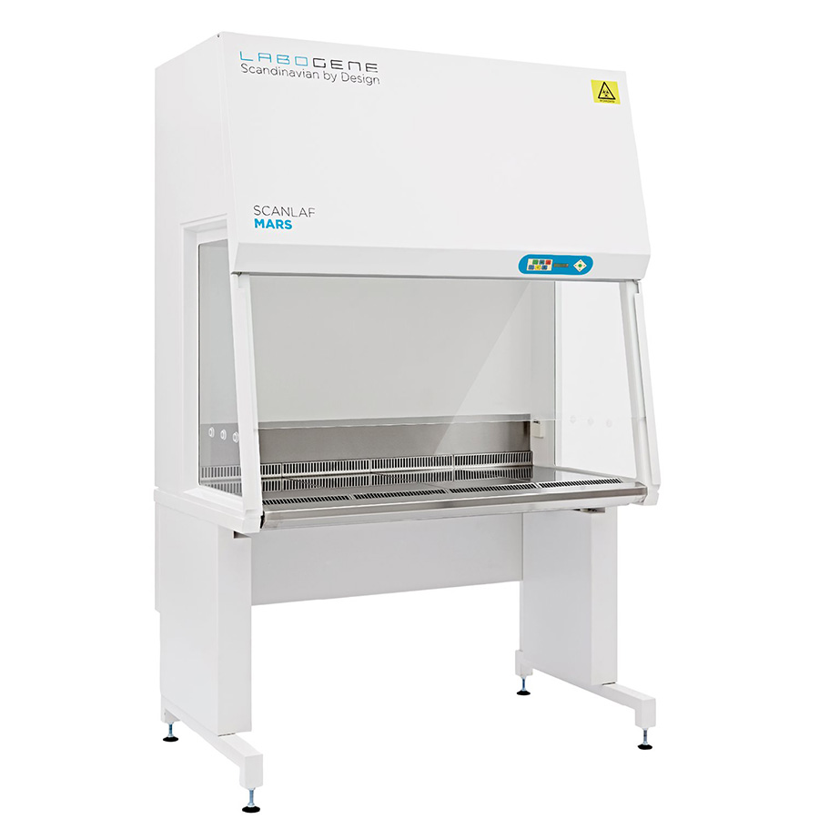 ScanLaf Mars Class 2 Dual HEPA Filtered Biological Safety Cabinet