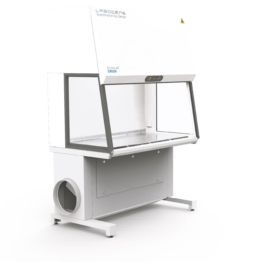 ScanLaf Orion Class 2 Type B2 100% Exhaust Safety Cabinet