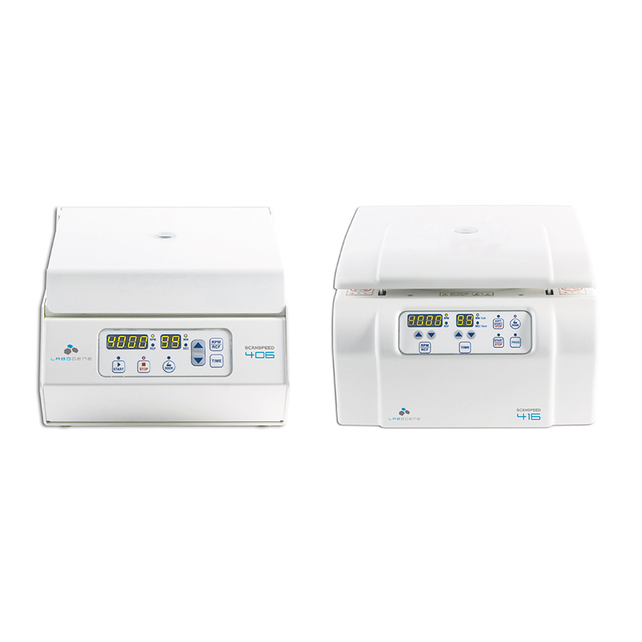 ScanSpeed Low Speed Centrifuges