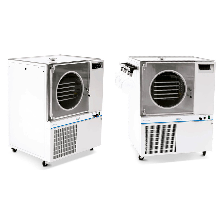 ScanVac CoolSafe Superior Touch Laboratory Floor Standing Freeze Dryers